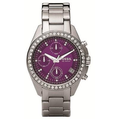 montre chronographe femme Fossil ES2684