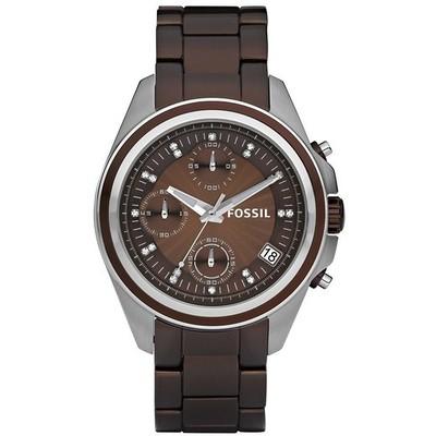 montre chronographe femme Fossil ES2914