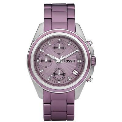 montre chronographe femme Fossil ES2916