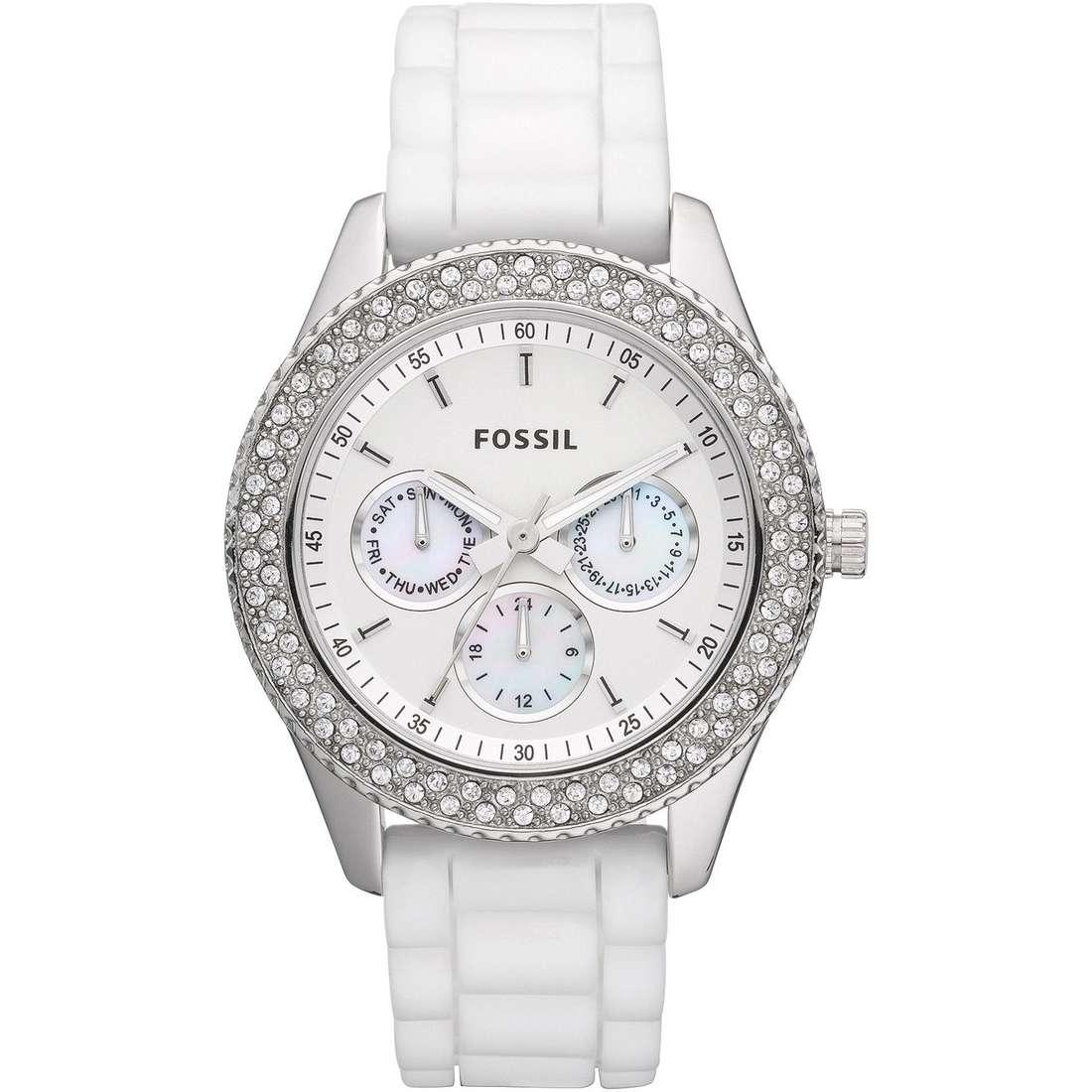 montre chronographe femme Fossil ES3001