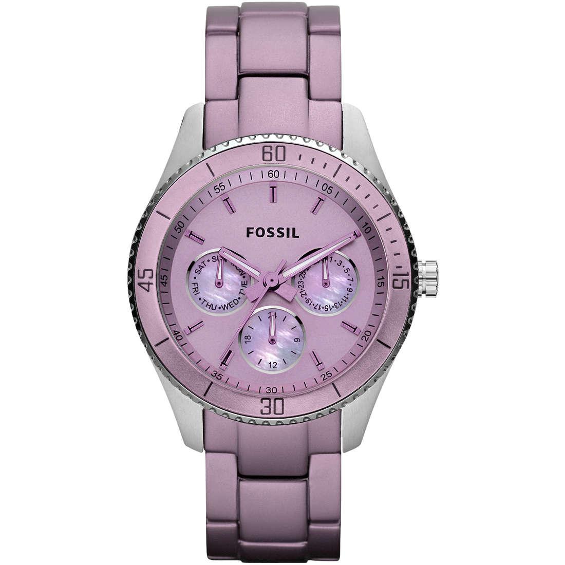 montre chronographe femme Fossil ES3038