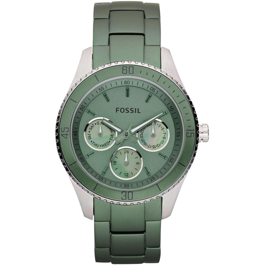 montre chronographe femme Fossil ES3039