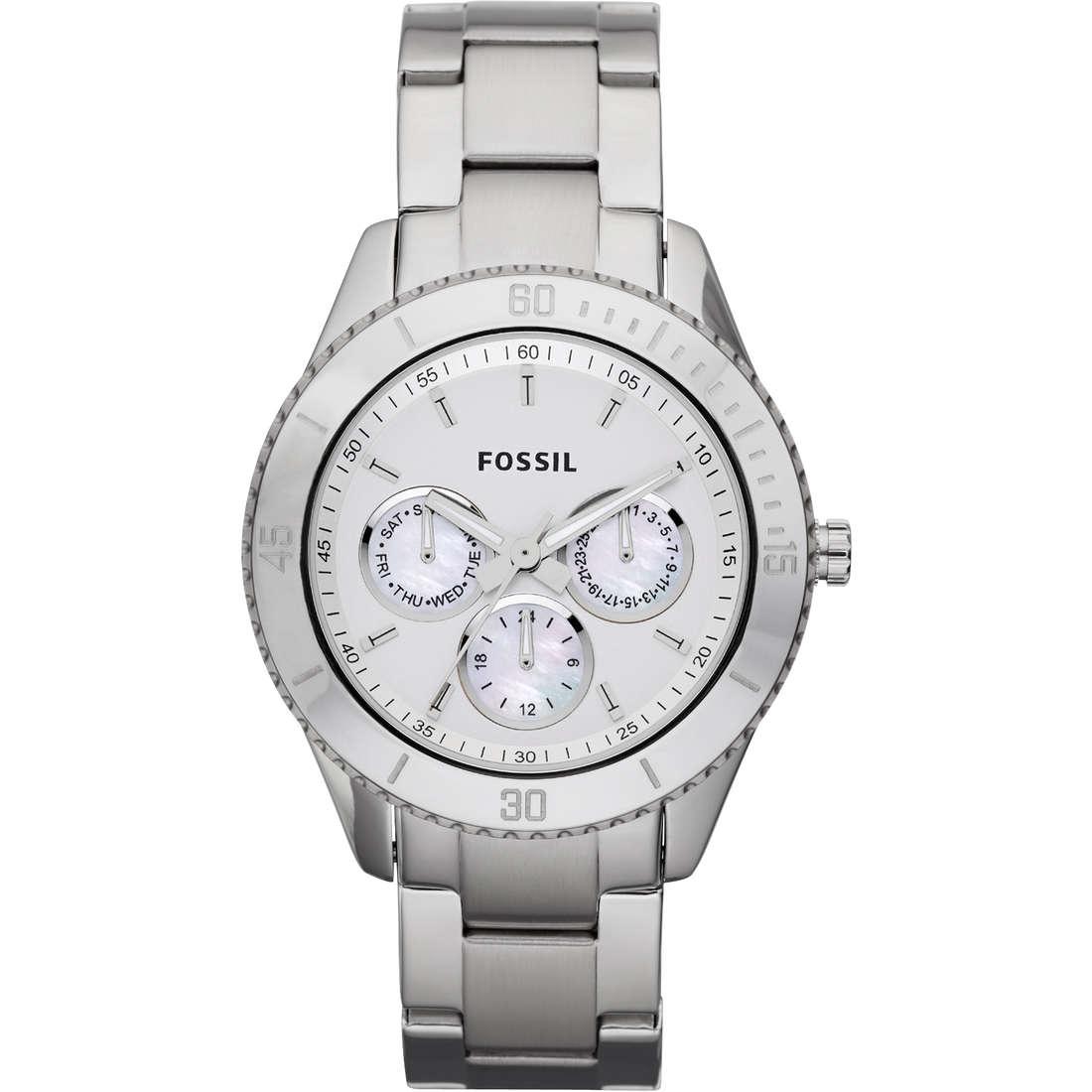 montre chronographe femme Fossil ES3052
