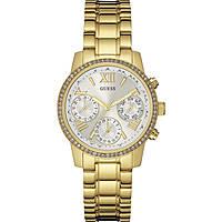 montre chronographe femme Guess Mini Sunrise W0623L3