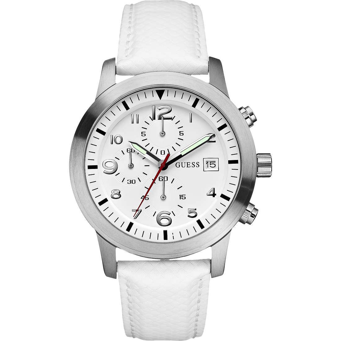 montre chronographe femme Guess W11163G3