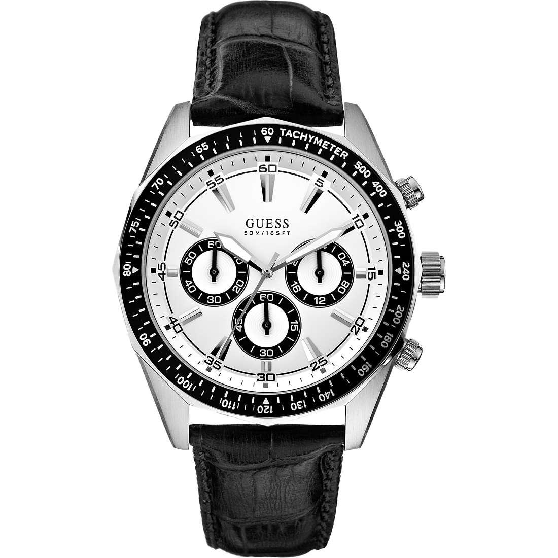 montre chronographe femme Guess W13592G1