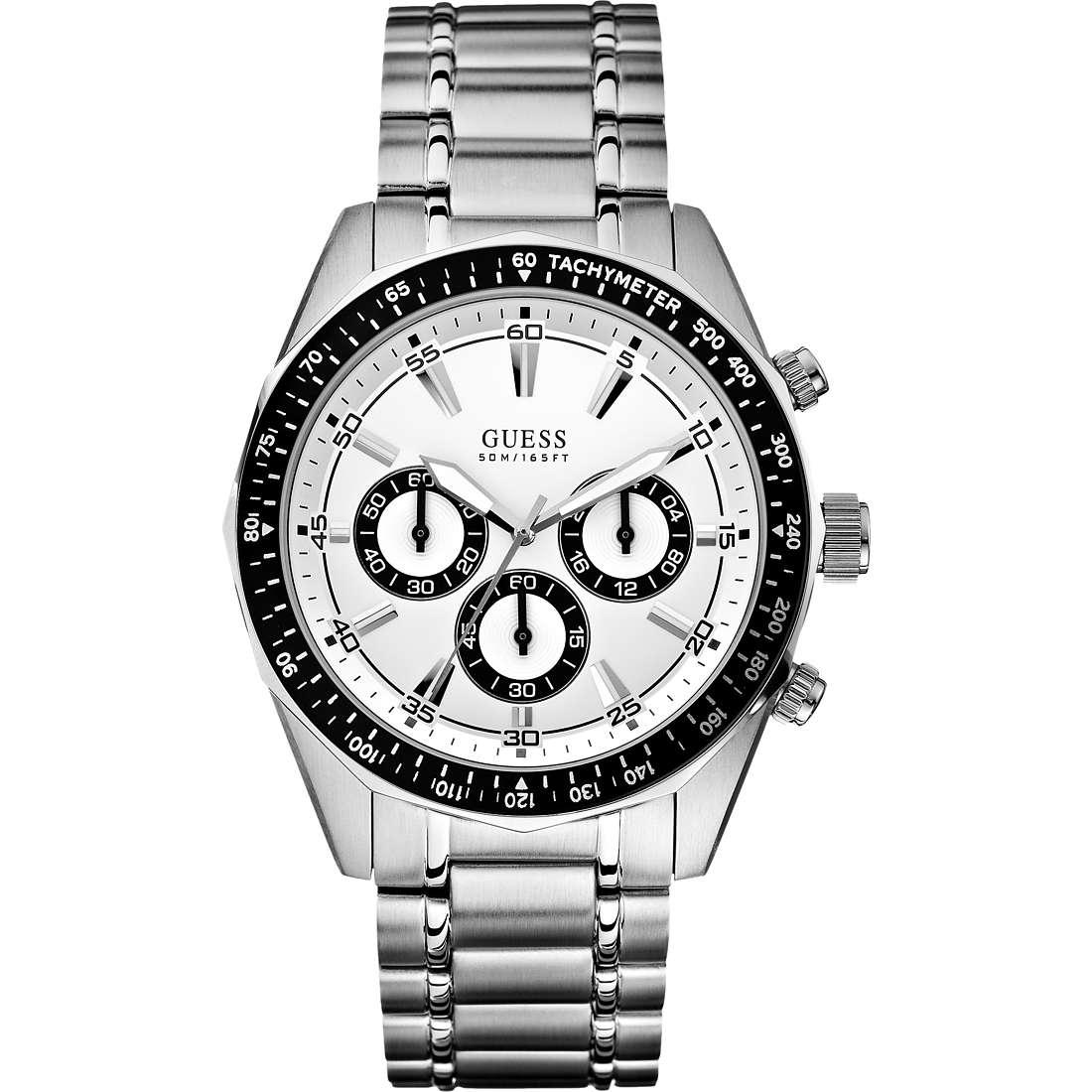 montre chronographe femme Guess W16580G1