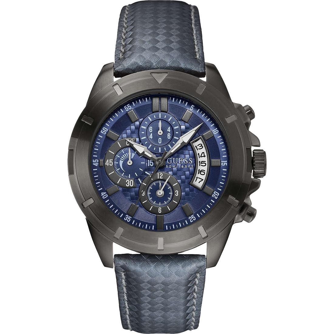 montre chronographe femme Guess W18549G2