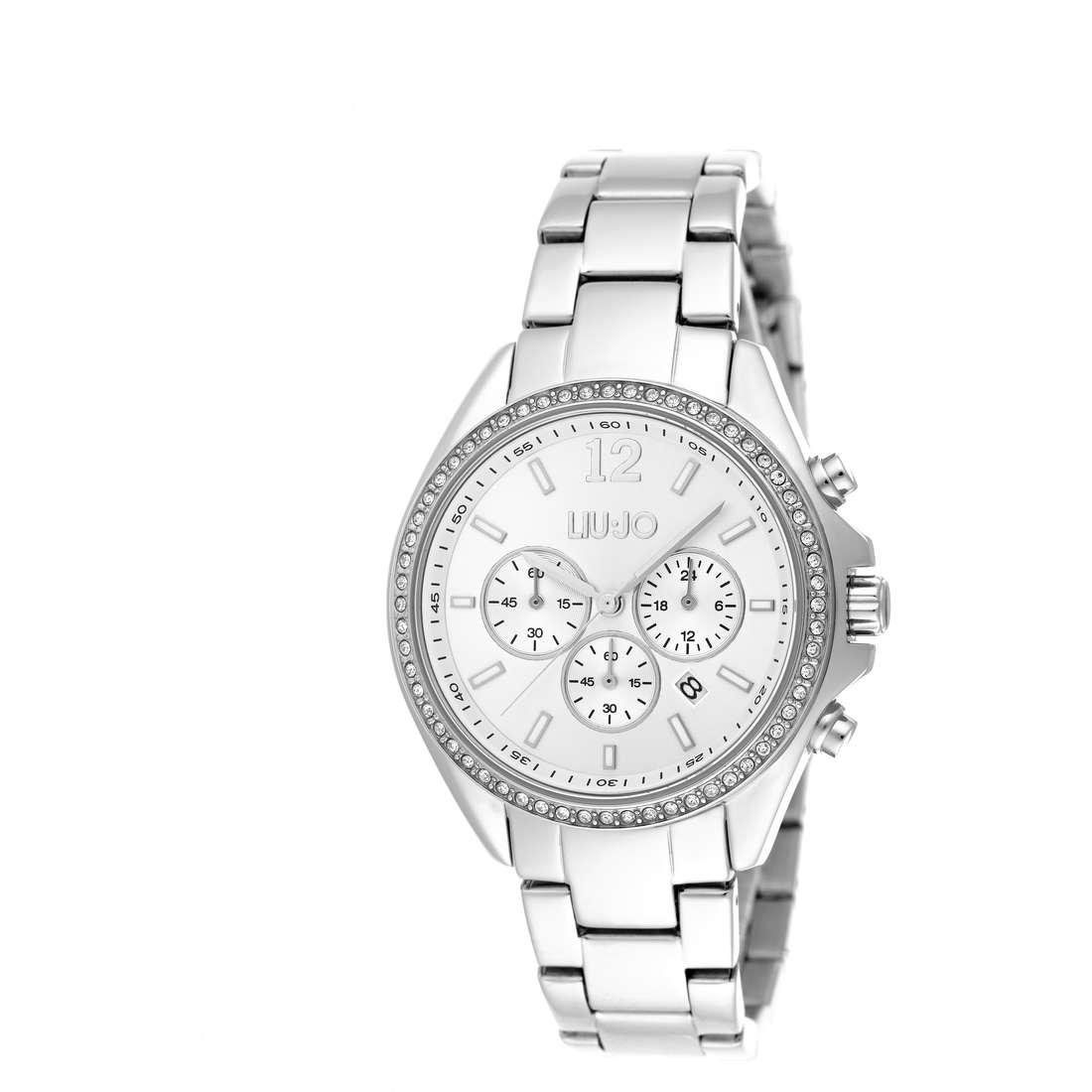 montre chronographe femme Liujo TLJ1036