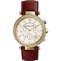 montre chronographe femme Michael Kors MK2249