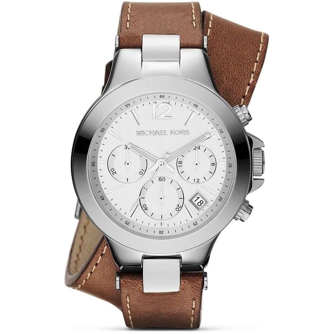 montre chronographe femme Michael Kors MK2260