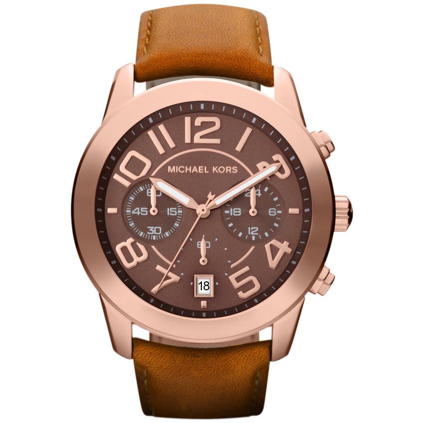 montre chronographe femme Michael Kors MK2265