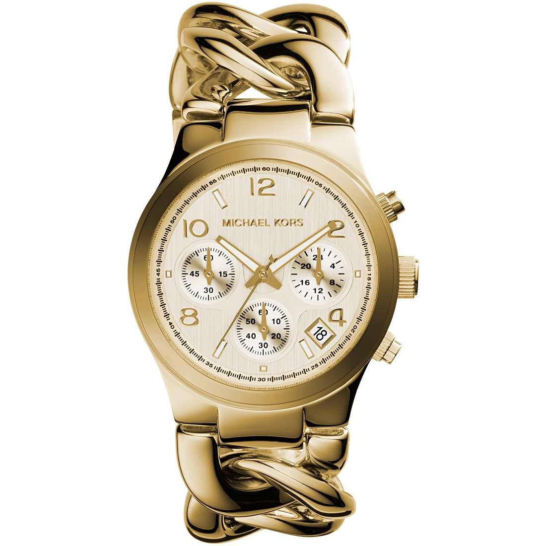 montre chronographe femme Michael Kors MK3131