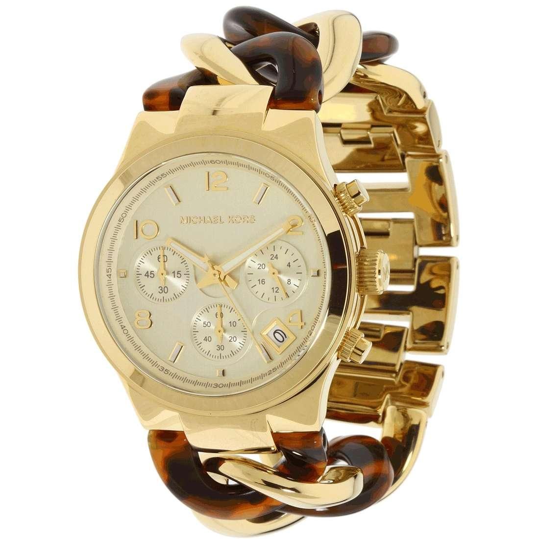 montre chronographe femme Michael Kors MK4222