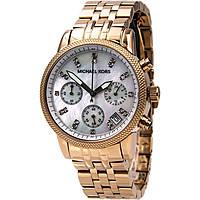 montre chronographe femme Michael Kors MK5026