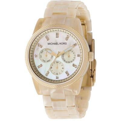 montre chronographe femme Michael Kors MK5039
