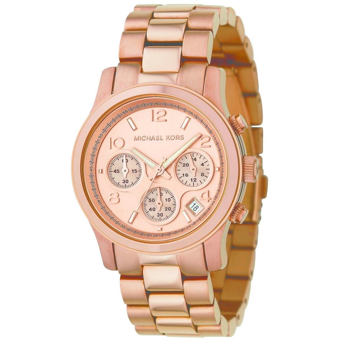 montre chronographe femme Michael Kors MK5128