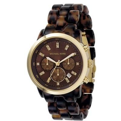 montre chronographe femme Michael Kors MK5216