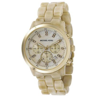 montre chronographe femme Michael Kors MK5217