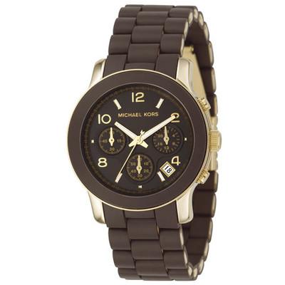montre chronographe femme Michael Kors MK5238