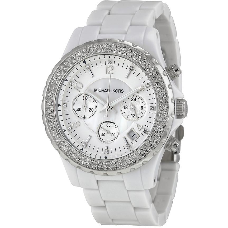 montre chronographe femme Michael Kors MK5300