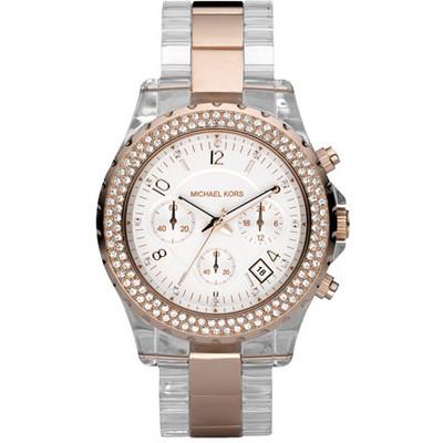 montre chronographe femme Michael Kors MK5323