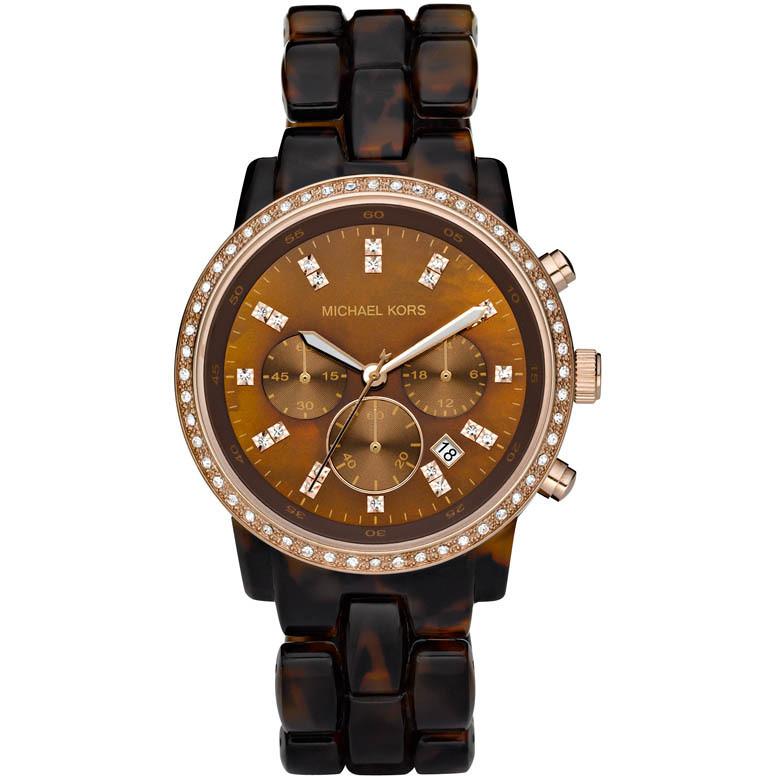 montre chronographe femme Michael Kors MK5366