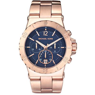 montre chronographe femme Michael Kors MK5410