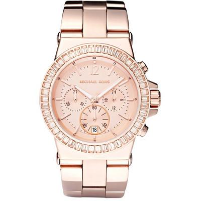 montre chronographe femme Michael Kors MK5412