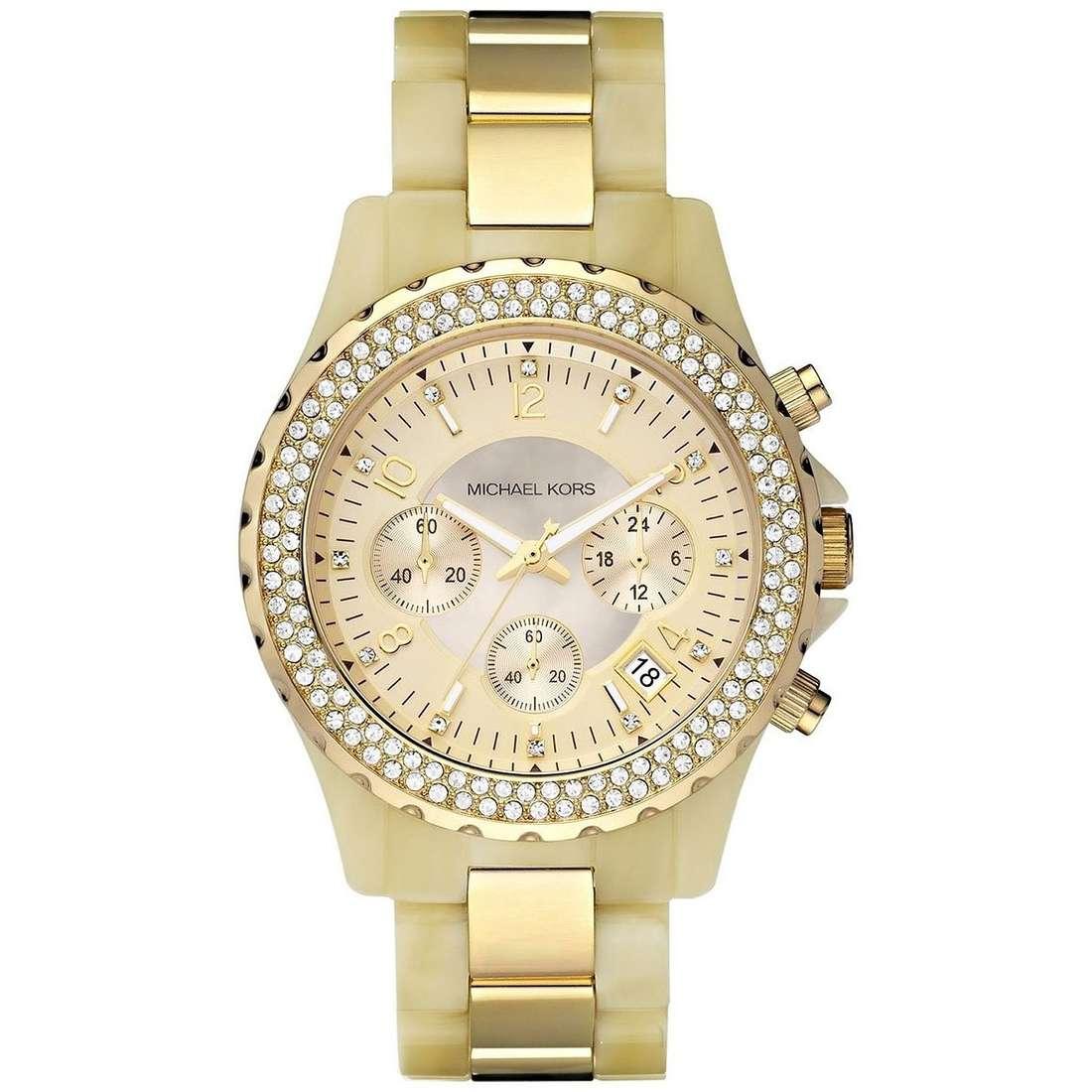 montre chronographe femme Michael Kors MK5417