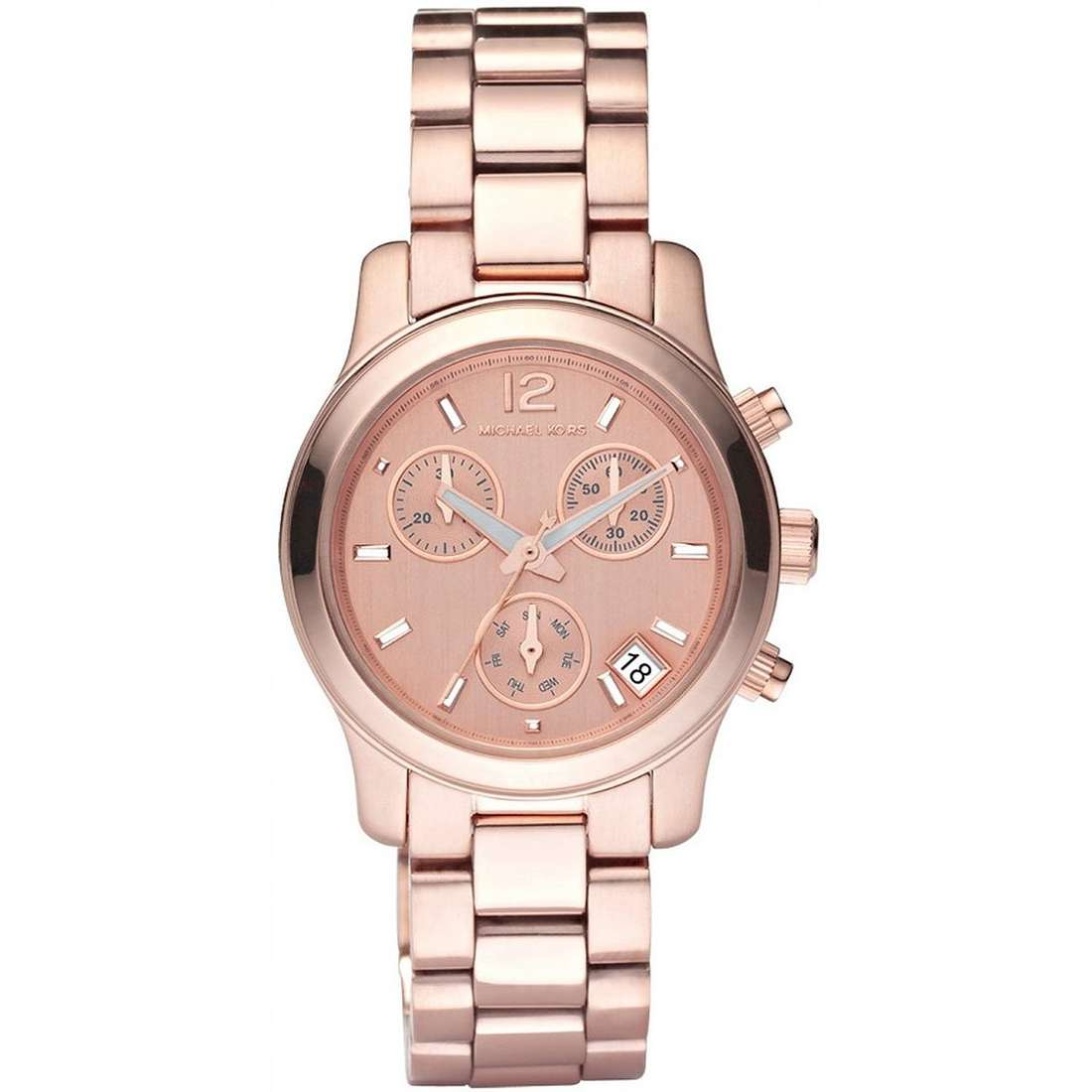 montre chronographe femme Michael Kors MK5430