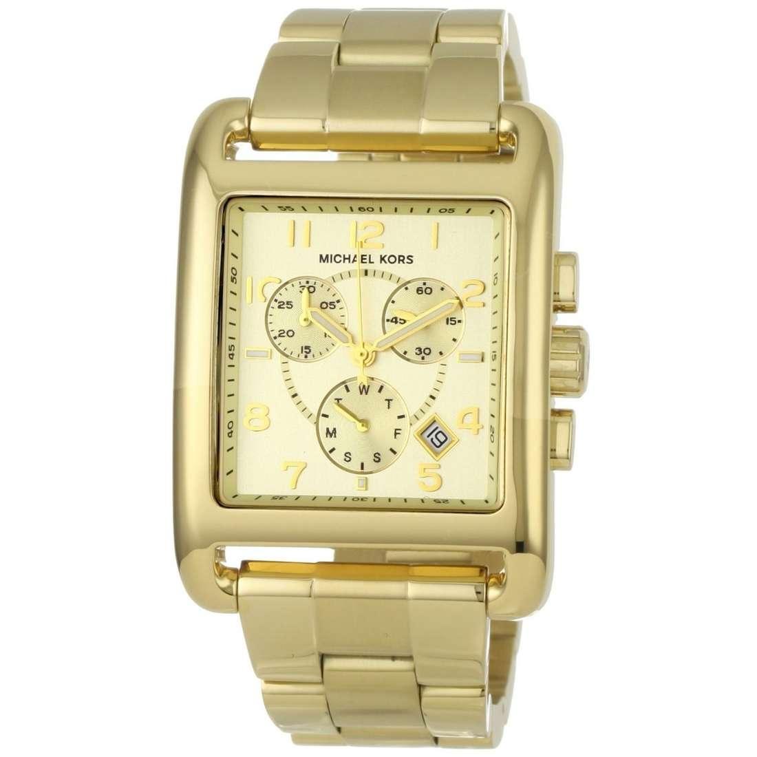 montre chronographe femme Michael Kors MK5436