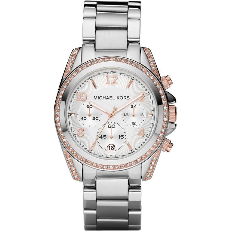 montre chronographe femme Michael Kors MK5459