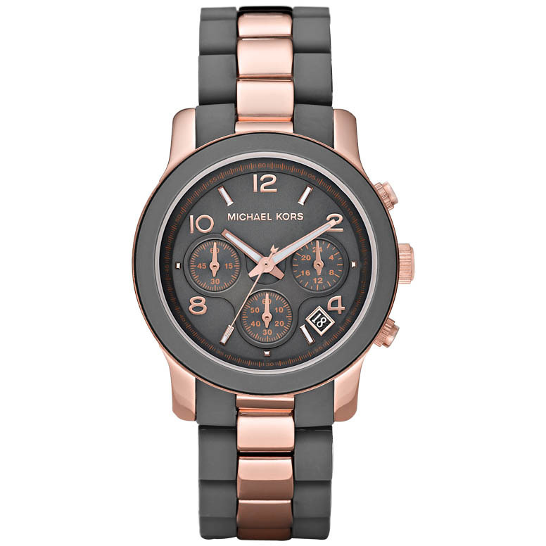 montre chronographe femme Michael Kors MK5465