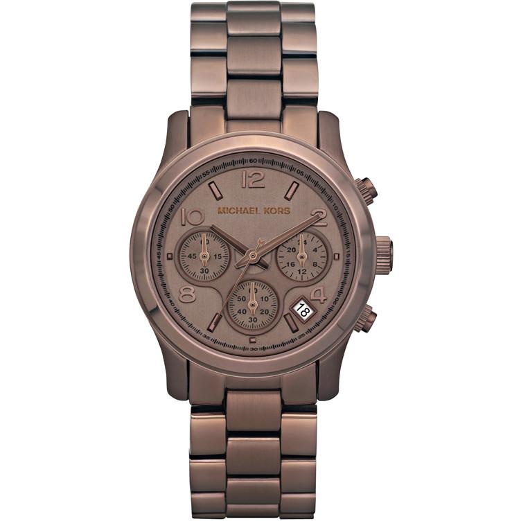 montre chronographe femme Michael Kors MK5492