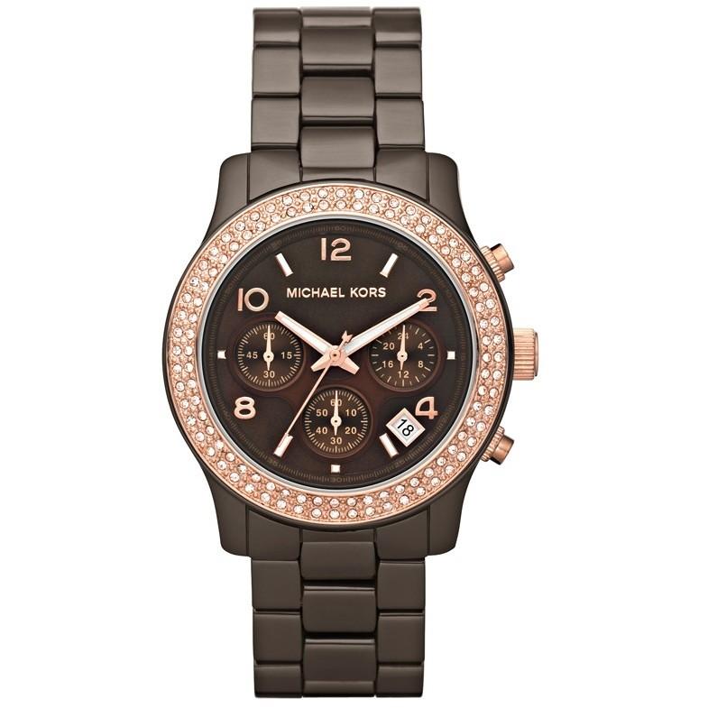 montre chronographe femme Michael Kors MK5517