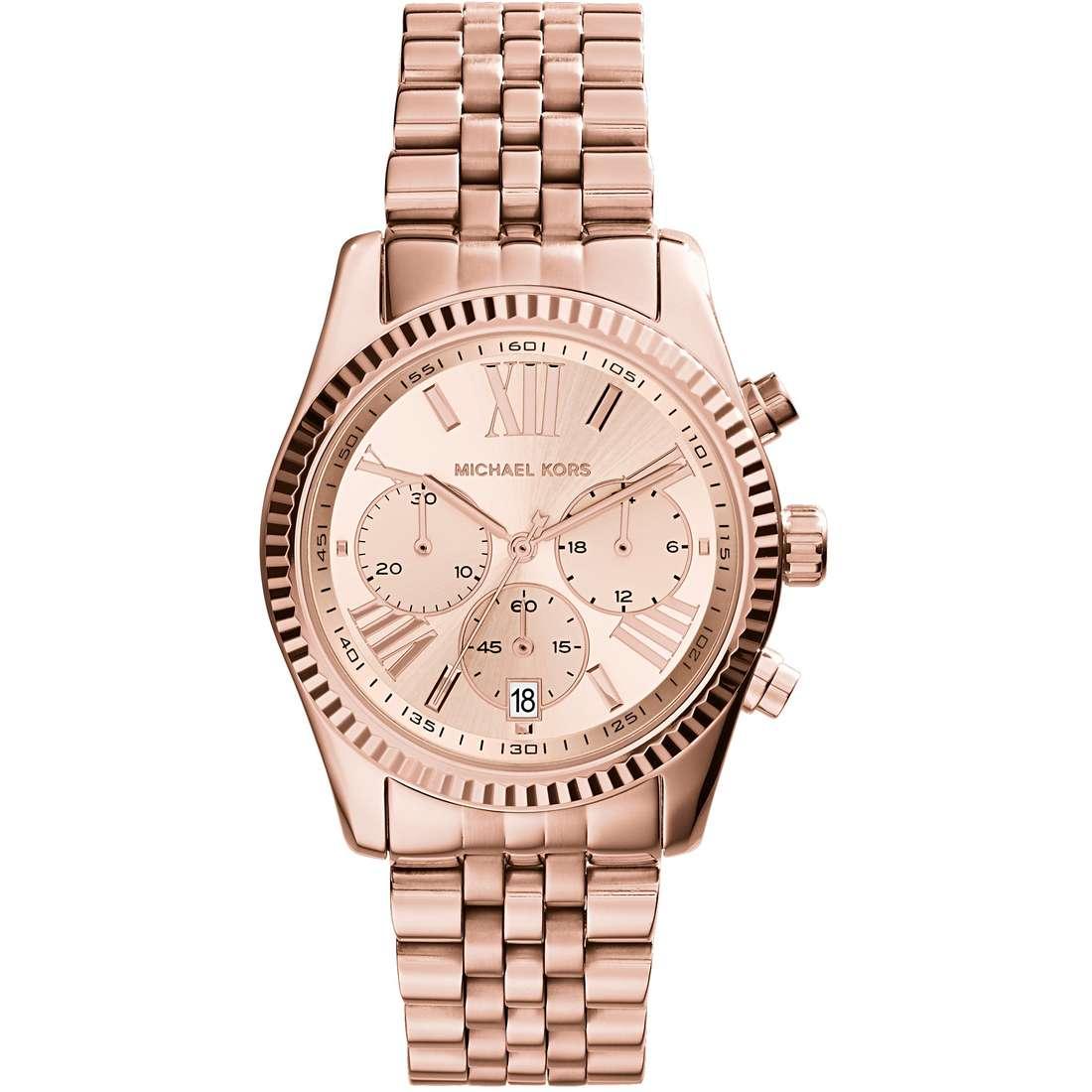 montre chronographe femme Michael Kors MK5569