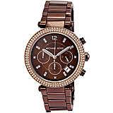 montre chronographe femme Michael Kors MK5578
