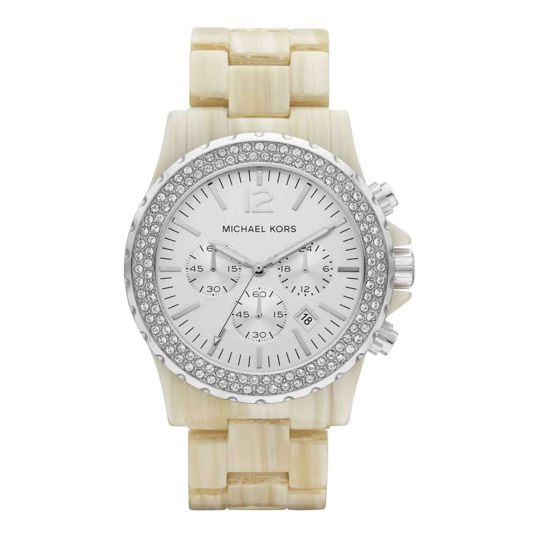 montre chronographe femme Michael Kors MK5598