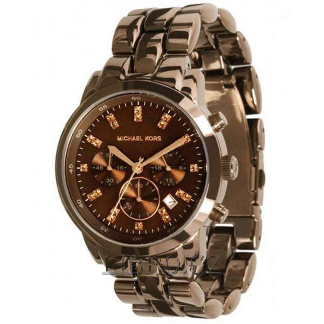 montre chronographe femme Michael Kors MK5607