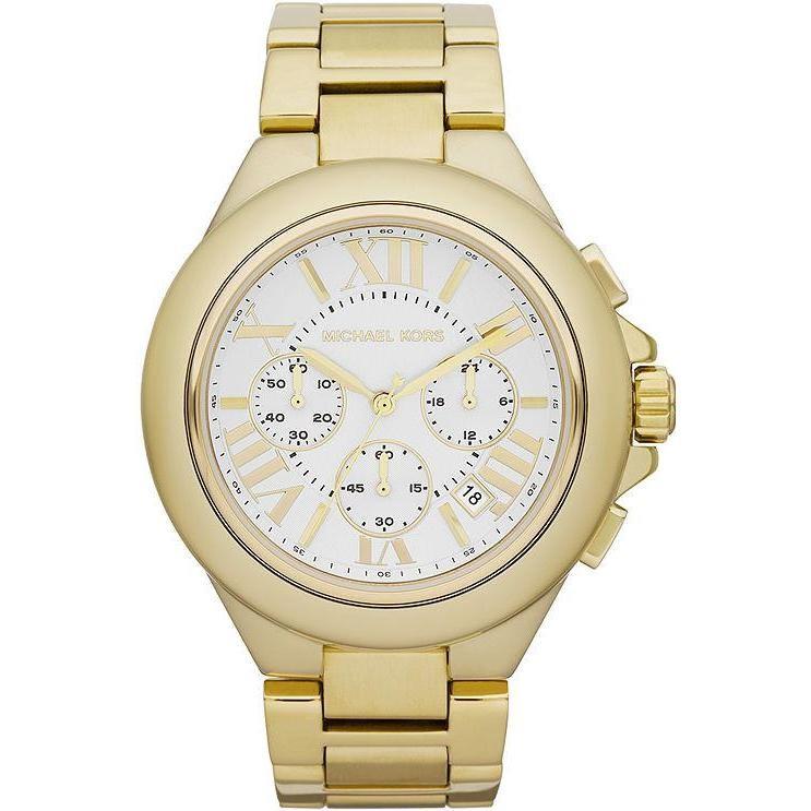 montre chronographe femme Michael Kors MK5635