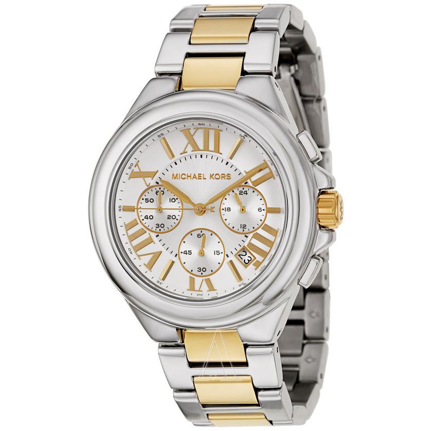 montre chronographe femme Michael Kors MK5653