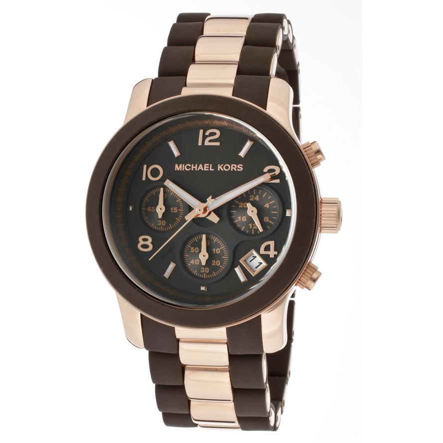 montre chronographe femme Michael Kors MK5658