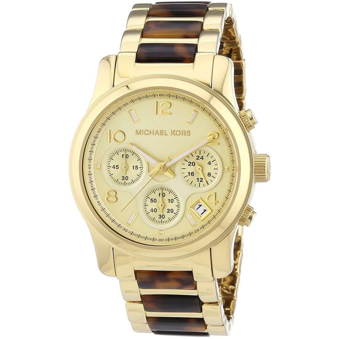 montre chronographe femme Michael Kors MK5659