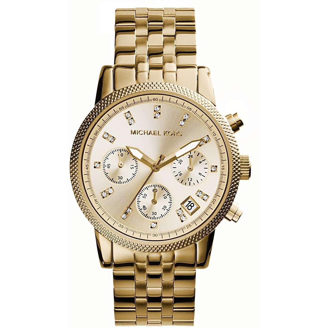 montre chronographe femme Michael Kors MK5676