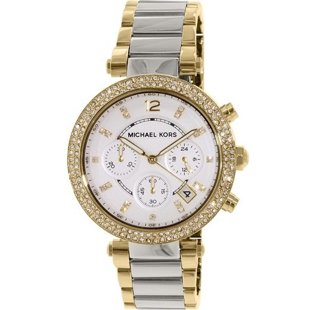 montre chronographe femme Michael Kors MK5687
