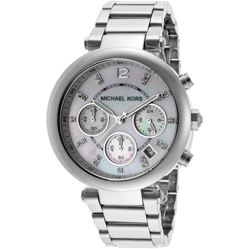 montre chronographe femme Michael Kors MK5700