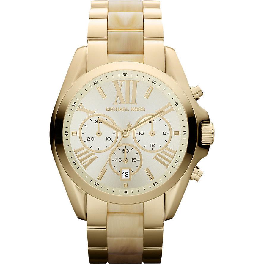 montre chronographe femme Michael Kors MK5722