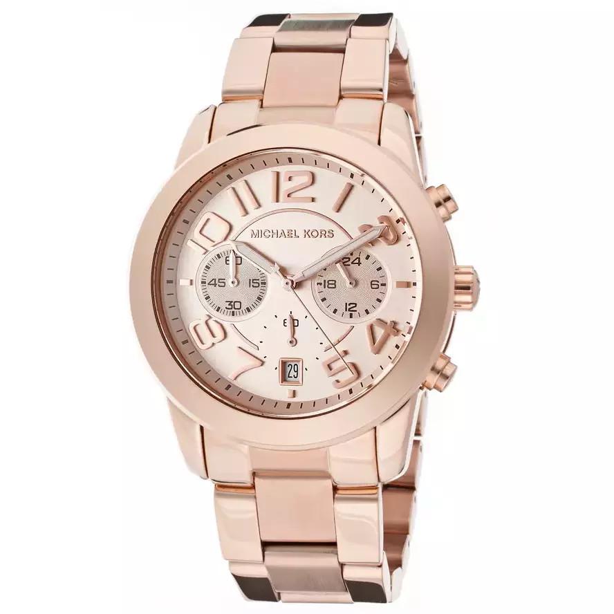 montre chronographe femme Michael Kors MK5727