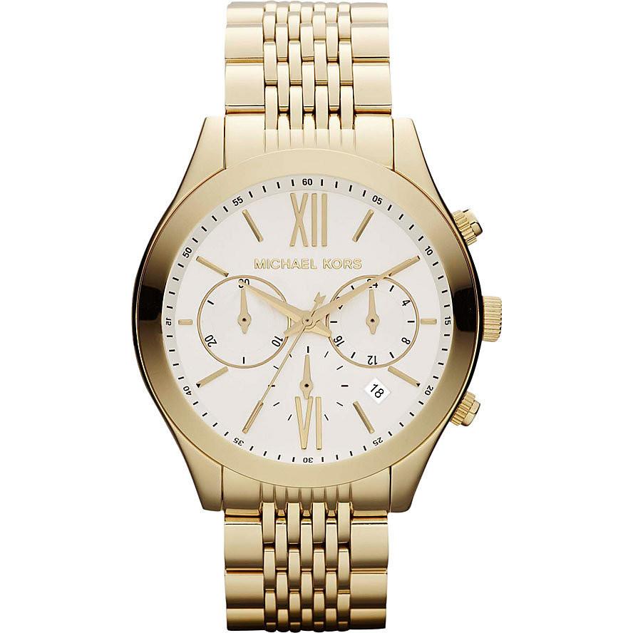 montre chronographe femme Michael Kors MK5762